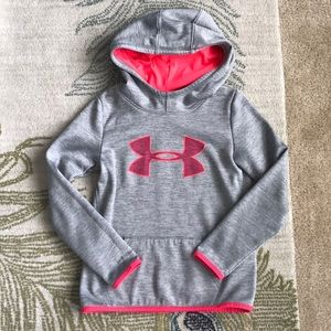 Girl's Under Armour Hoodie